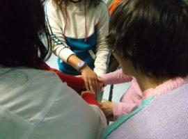 Sessões de biodanza para grupos clínicos